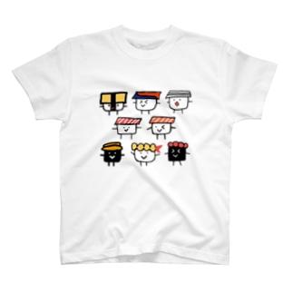 特盛セット T-shirts