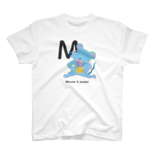 Mouse & medal T-shirts