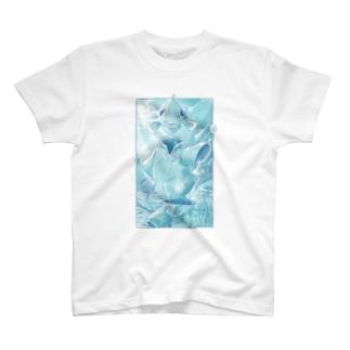 Hi Fish Tシャツ T-shirts