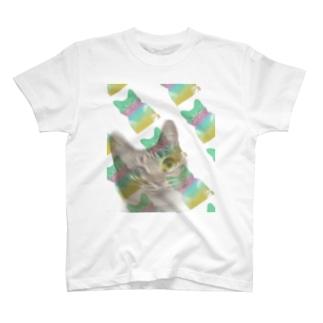 くーさん発射 T-shirts