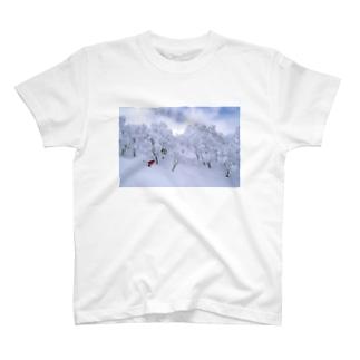 POW DAY NOZAWA T-shirts