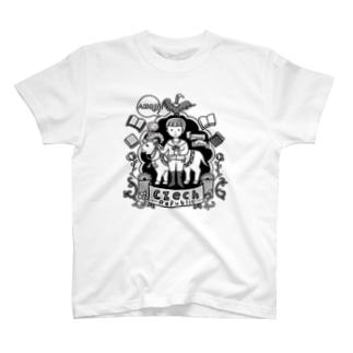 フランツ・カフカ T-shirts