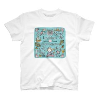 ラス・パルマス T-shirts