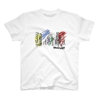 SHIBUYA-Tシャツ- T-shirts
