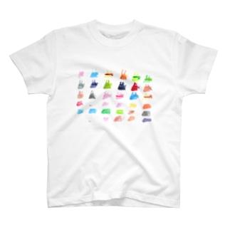 smile flower の今日の自分 T-shirts