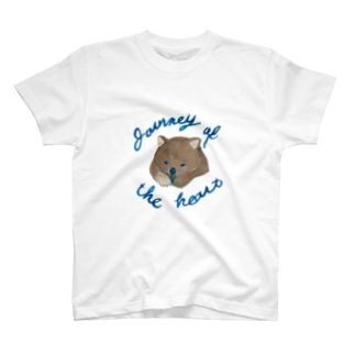 ウォンバット 心の旅路 T-Shirt