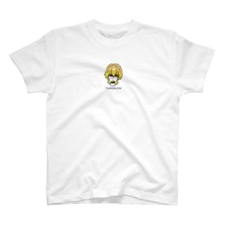 宣戦布告ちゃん T-shirts