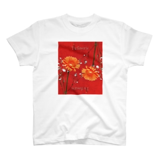 The flower(s) T-shirts
