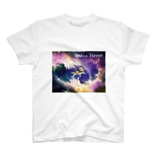 Space Ferret T-shirts