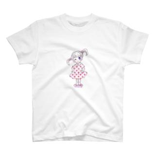 ドットちゃん T-shirts
