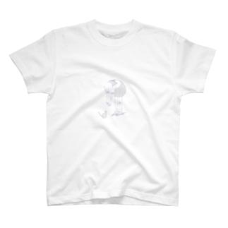 猫背 T-Shirt