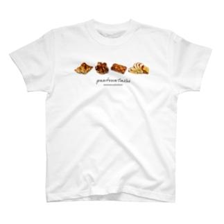 パンとわたし。 T-shirts