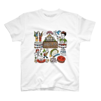 メキシコ名物 T-shirts