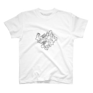 myoglobin ミオグロビン T-shirts