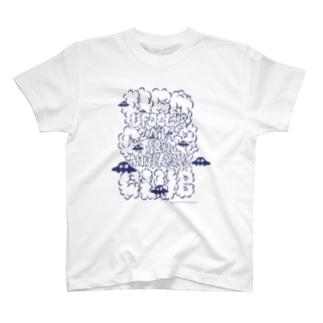 U.F.O.CLUB復刻シリーズ【18th Anniversary ver.】Tシャツ T-shirts