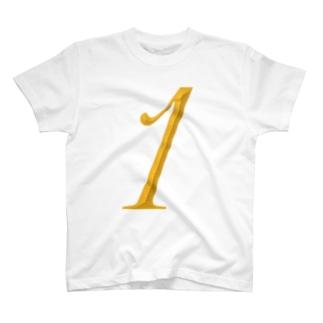 1st Anniversary T-shirts