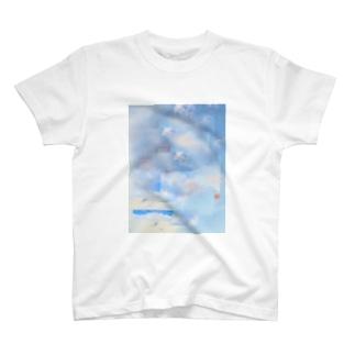 綺麗なお空まとめ T-shirts