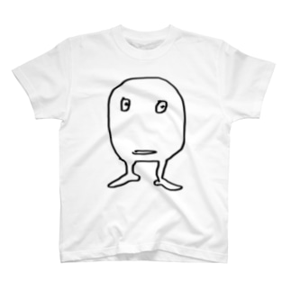なぞのいきもの T-shirts