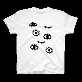 さとうみづのめだよ T-shirts