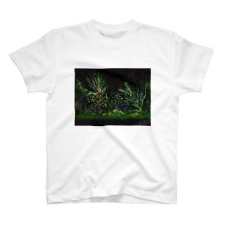 アクアリウム T-shirts