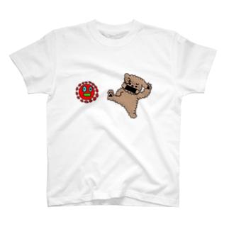 ウィルスばいばいヒーローズ T-shirts