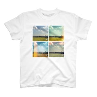 ハルノソラ T-shirts