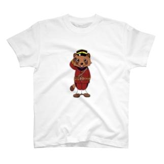 みらくしよしもの梅の木たぬき T-shirts