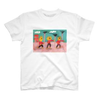 修行 T-shirts