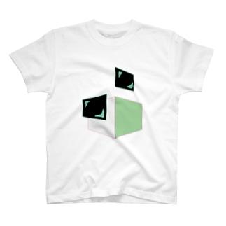 謎の箱 T-shirts
