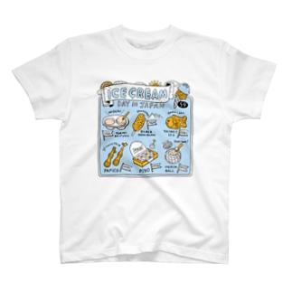 定番アイス T-shirts