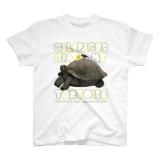 ガラパさん T-shirts
