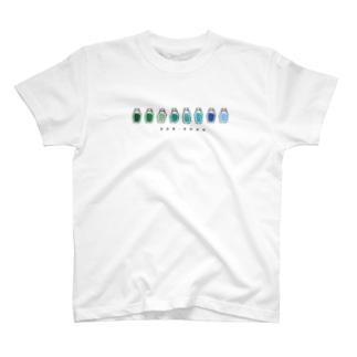 IWA-E-NOGU T-shirts