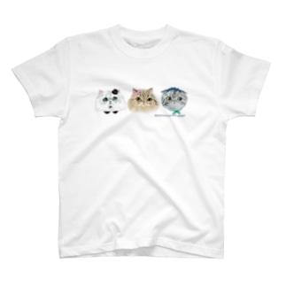 バースディプリンと仲間 T-shirts