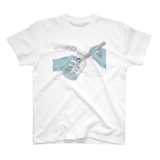 無菌培養 T-shirts