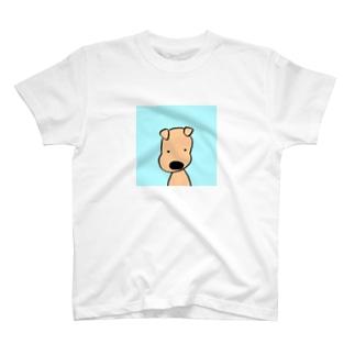 犬のポロ① T-shirts