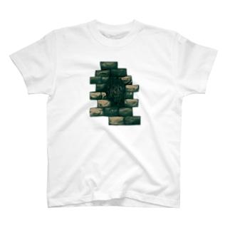 wall2 T-shirts
