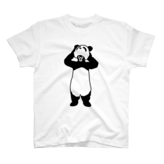 Lucha Panda T-shirts