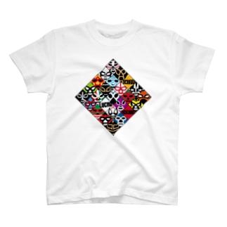 マスク□ T-shirts