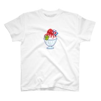 かき氷る〜T T-shirts