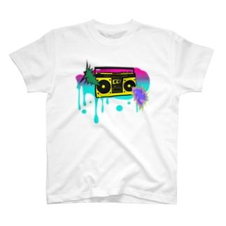 音ヲ身ニ T-shirts