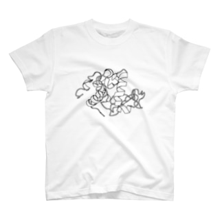 Lysozyme リゾチーム T-shirts