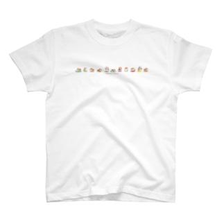 おうち犬バッキン(小さいバッキン) T-shirts