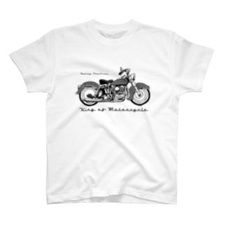 JOKERS FACTORYのIRON HORSE T-shirts