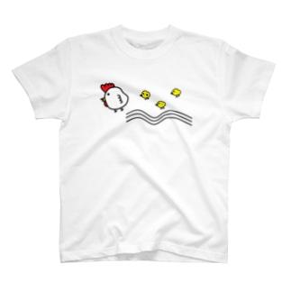 おつぴよ とんでるTシャツ T-Shirt
