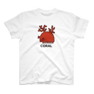 さんごむし T-shirts