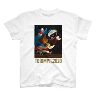 TORIMPIC2020 T-shirts