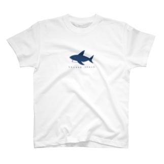 強いサメ T-shirts