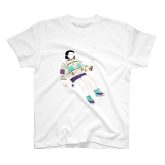未来の音楽 T-shirts