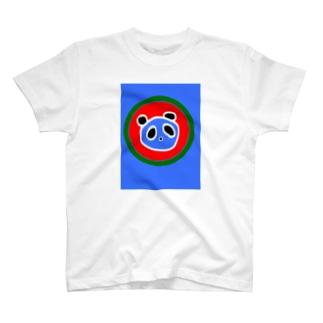 サマーパンダ🍉 T-shirts
