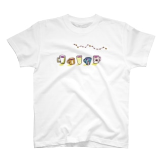 cups T-shirts